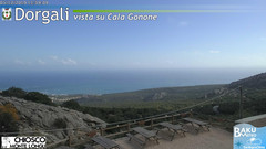 view from Monte Longu on 2019-12-05