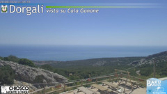 view from Monte Longu on 2020-06-29