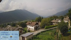 view from Valle Vigezzo on 2019-08-31