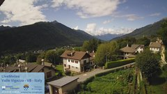 view from Valle Vigezzo on 2019-09-08