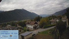 view from Valle Vigezzo on 2019-10-14