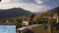 view from Valle Vigezzo on 2019-10-28