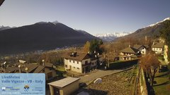 view from Valle Vigezzo on 2019-12-06