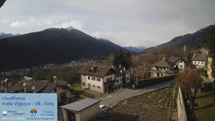 view from Valle Vigezzo on 2019-12-23