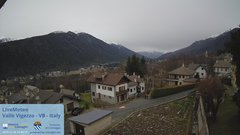 view from Valle Vigezzo on 2019-12-24