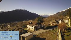 view from Valle Vigezzo on 2019-12-25