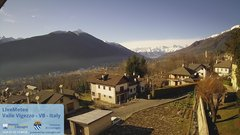 view from Valle Vigezzo on 2020-01-07