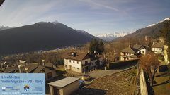 view from Valle Vigezzo on 2020-01-14