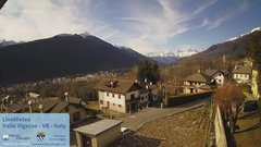 view from Valle Vigezzo on 2020-01-21