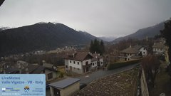 view from Valle Vigezzo on 2020-02-02