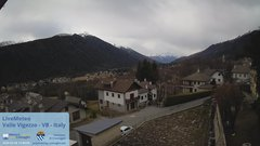 view from Valle Vigezzo on 2020-02-04
