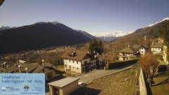 view from Valle Vigezzo on 2020-02-05