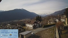 view from Valle Vigezzo on 2020-02-08
