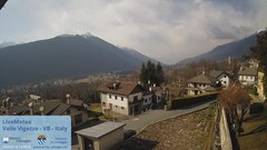view from Valle Vigezzo on 2020-02-10