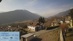 view from Valle Vigezzo on 2020-02-17