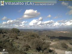 view from Villasalto on 2019-11-07
