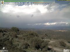 view from Villasalto on 2019-11-08