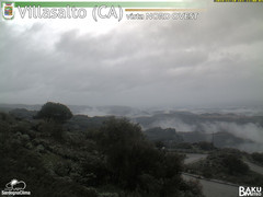 view from Villasalto on 2019-11-10