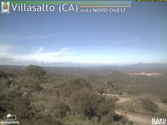 view from Villasalto on 2019-11-14