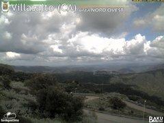 view from Villasalto on 2020-04-27
