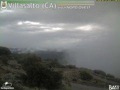 view from Villasalto on 2020-05-18
