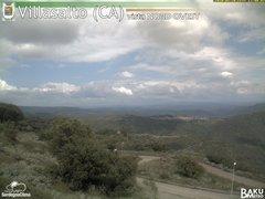 view from Villasalto on 2020-05-20