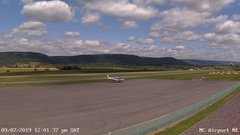 view from Mifflin County Airport (east) on 2019-09-07