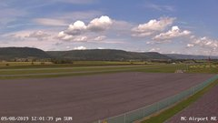 view from Mifflin County Airport (east) on 2019-09-08