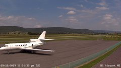 view from Mifflin County Airport (east) on 2019-09-10
