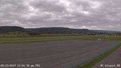 view from Mifflin County Airport (east) on 2019-09-13