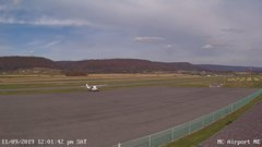view from Mifflin County Airport (east) on 2019-11-09