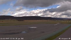 view from Mifflin County Airport (east) on 2019-11-12
