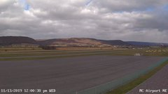view from Mifflin County Airport (east) on 2019-11-13