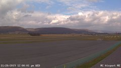 view from Mifflin County Airport (east) on 2019-11-20