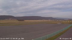 view from Mifflin County Airport (east) on 2019-11-21