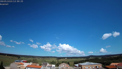 view from Fontanars2 AVAMET on 2020-05-18