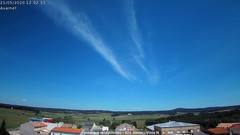 view from Fontanars2 AVAMET on 2020-05-21