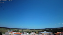 view from Fontanars2 AVAMET on 2020-05-27