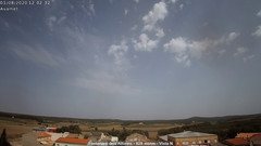 view from Fontanars2 AVAMET on 2020-08-01