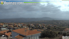 view from Ruinas SE on 2019-10-03