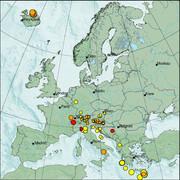 view from Erdbeben Europa on 2020-06-23