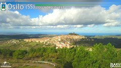 view from Osilo on 2019-11-20