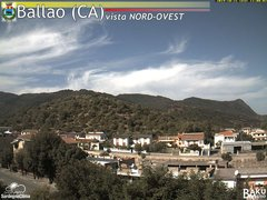 view from Ballao on 2019-10-21