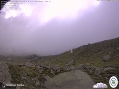 view from Rifugio Zamboni on 2019-09-05