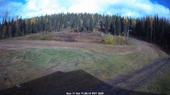 view from Nordic Centre Lodge on 2020-10-11
