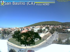 view from San Basilio on 2019-09-30