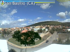 view from San Basilio on 2019-10-05
