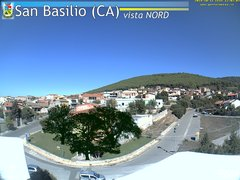 view from San Basilio on 2019-10-11
