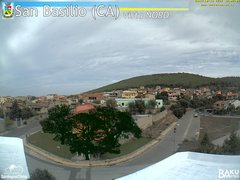 view from San Basilio on 2019-10-13