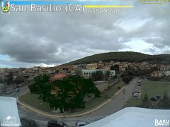 view from San Basilio on 2019-11-11